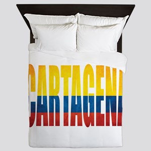 Cartagena Queen Duvet